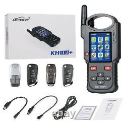 Lonsdor KH100+ Hand-Held Remote Auto Programmer Detect remote frequency& IMMO