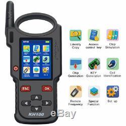 Lonsdor KH100 Hand-Held Remote Progarmmer Generate Remote Ke-y/Detect IMMO