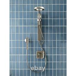 MOEN Nebia 1-Spray 8 Dual Shower Head & Handheld Shower Head with Magnetic Dock