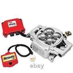 MSD 2910 Atomic EFI Throttle Body Kit For Carburetor Conversion GM V8