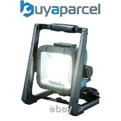 Makita DML805 18v / 14.4v / 240v LXT Li-Ion LED Work Light Site Light Lithium