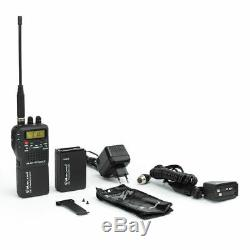 Midland Alan 42 DS Multi Band 40 Channel Handheld Portable CB Radio Transceiver