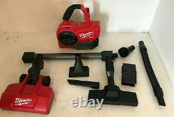 Milwaukee 0940-20 M18 FUEL Compact Vacuum New clean shop vac tool sweeper, GR