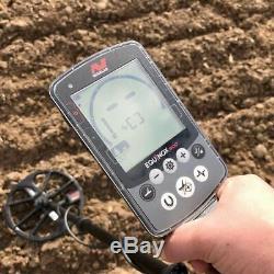 Minelab EQUINOX 800 Multi-IQ Underwater Waterproof Metal Detector & 11 DD Coil
