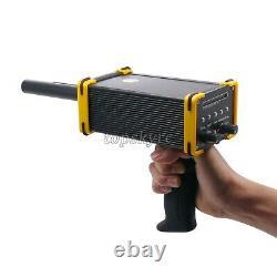 Mini GR-100 Long Range Gold Detector Metal Detector for Silver Gold Gem Yellow
