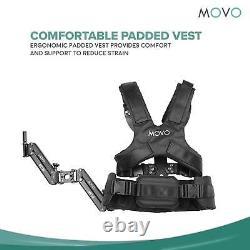 Movo X100 Ultimate Steadycam System Bundle
