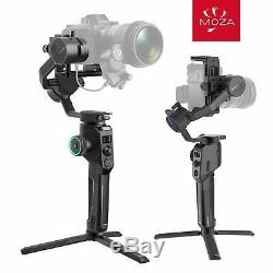Moza-Aircross-2-3-Axis-Handheld-Gimbal-Stabilizer for DSLR Mirrorless