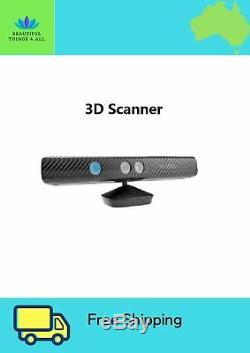 Multi-colour Handheld 3D scanner for 3D printer body with software low free