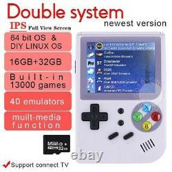 NEW BITTBOY PLAYGO V3.5 Retro video Game Handheld Console Gameboy PS1 Emulator