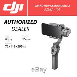 NEW DJI Osmo Mobile 2 Handheld Gimbal Stabilizer Holder Smartphone Camera 3axis