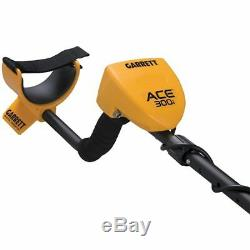 NEW Garrett Ace 300i Metal Detector with Accessories