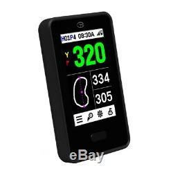 NEW Golf Buddy VTX Golf GPS Handheld Audio Bluetooth Touch Screen $300 Retail
