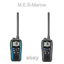 NEW ICOM M25 IC-M25 Floating HandHeld Marine VHF Radio UK Boat Float Waterproof
