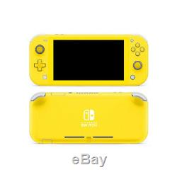 NEW Nintendo Switch Lite Handheld Console Yellow