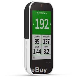 New Garmin Approach G80 Handheld Golf GPS Rangefinder and Launch Monitor
