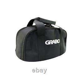 New! Latest Edition Grabo Plus Portable Hand Held Electric Vacuum Lifter Kit Bag