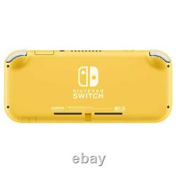 New Nintendo Switch Lite Compact Handheld Console UK SELLER in Multiple Colours