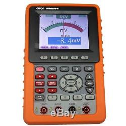 Newest 2 in 1 OWON Handheld HDS1021M N 20M 3.7''TFT DSO Oscilloscope USA Ship