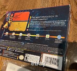 Nintendo 3DS XL Samus Edition Handheld System (Complete Open Box)