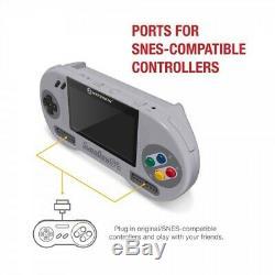 Nintendo SNES SupaBoy S FC Portable Handheld Hyperkin NEU & OVP