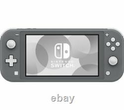 Nintendo Switch Lite Grey Handheld System