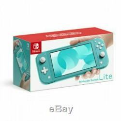 Nintendo Switch Lite Handheld Console Turquoise