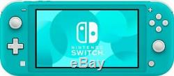 Nintendo Switch Lite Handheld Video Game Console Turquoise FAST SHIPPING