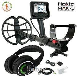 Nokta&Makro ANFIBIO MULTI 5kHz/14kHz/20kHz Waterproof Metal Detector