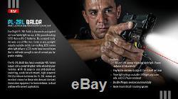 Olight PL-2RL Baldr White LED + Red Laser Handgun Weaponlight with 2x Batteries