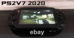 PS2P Playstation 2 Portable Handheld Game console 7 IPS Backlit Ps2 Ps1 psx DIY