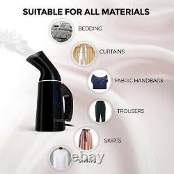 Portable Garment Steamer Professional Fabric Clothes Iron Heat Travel Handheld