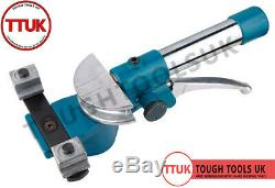 Portable Hand held Hydraulic Tube Pipe Bender Plumbing Refrigeration Aircon