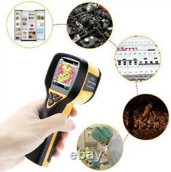Portable Handheld Infrared Ir Thermal Imaging Digital Camera Tool Ht-175
