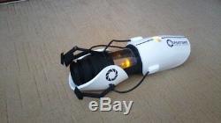 Portal Gun Science Device Handheld P-body ATLAS Co-Op prop Cosplay