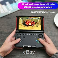 Powkiddy Black Lion X18 Andriod Handheld Retro Game Console 5.5 Inch Quad Core