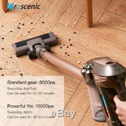 Proscenic P8 Plus Cordless Vacuum Cleaner Lightweight Hand Upright Animal Hoover