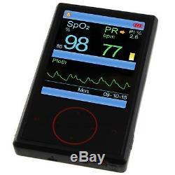 Pulsoximeter PULOX PO-600 Handheld Oximeter mit externem Sensor