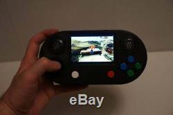 Retropie Handheld Portable Console 256GB Raspberry Pi 3 B+ 30,000+ Games