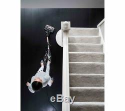 SHARK DuoClean with Flexology True Pet HV390UKT Bagless Vacuum Cleaner Grey &