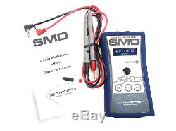 SMD Audio Multi Meter / Hand Held Amplifier Dyno Real time wattage tester