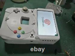 Sega Dreamcast DC DIY Handmade Portable Handheld Game Console VMU GDEMU