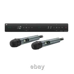 Sennheiser XSW 1-825 Dual-Vocal Set with Two 825 Handheld Microphones A548-572MHz
