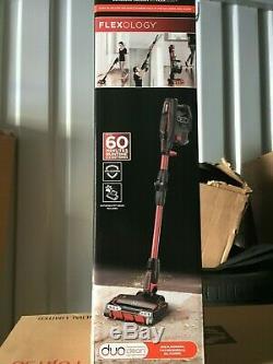 Shark DuoClean Anti-Allergen Red Cordless Handheld Vacuum Cleaner IF260UKTH