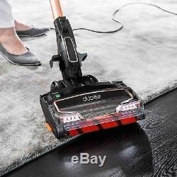 Shark DuoClean Corded Stick Vacuum with Flexology, TruePet Model HV390UKT
