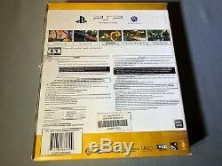 Sony PSP 3000 Piano Black Handheld System Open Box New