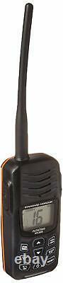 Standard Horizon HX300 Floating Handheld VHF Marine Radio IPX8 5W with NOAA
