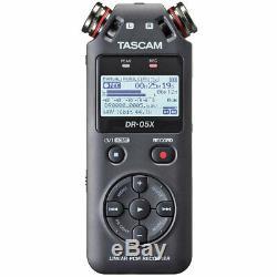 Tascam DR-05X Audio-Recorder + keepdrum Fell-Windschutz