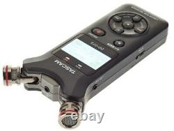 Tascam DR-07X Compact Stereo Recorder and USB Audio Interface