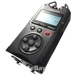 Tascam DR-40X Stereo Audio-Recorder mit Interface Funktion