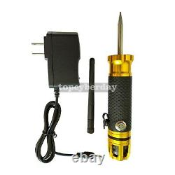 The Real AKS Long Range Metal Detector+ Filter+6 Antennas for Gold Silver Copper